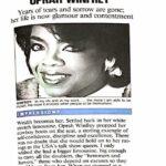Interview with Oprah Winfrey 1986