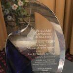 Woman of the spirit award