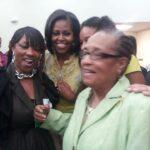 Michelle Obama and I