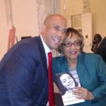 US Senator Cory Booker in Support of Dr. Barbara Reynolds Coretta Scott King book